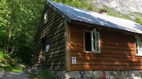 Skjeggedal sommar 2015