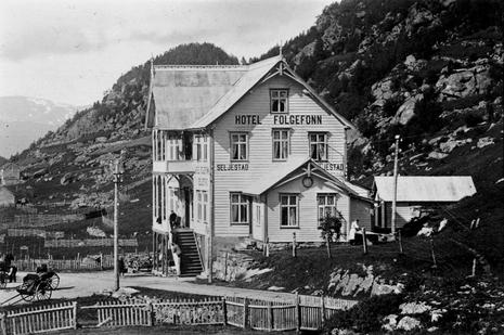 Hotel Folgefonn på Seljestad