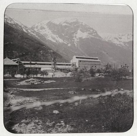 Cyanamidesilo 1907