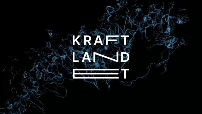 Kraftlandet sin logo