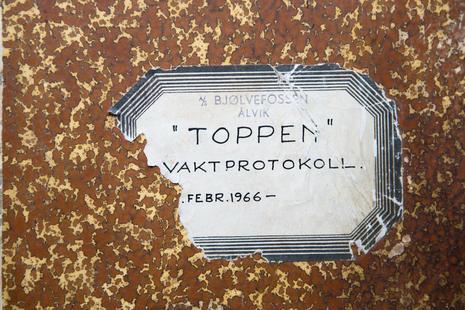 Dokumenter fra Bjølvo